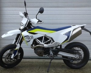 SUPERMOTARD 701 HUSQVARNA
